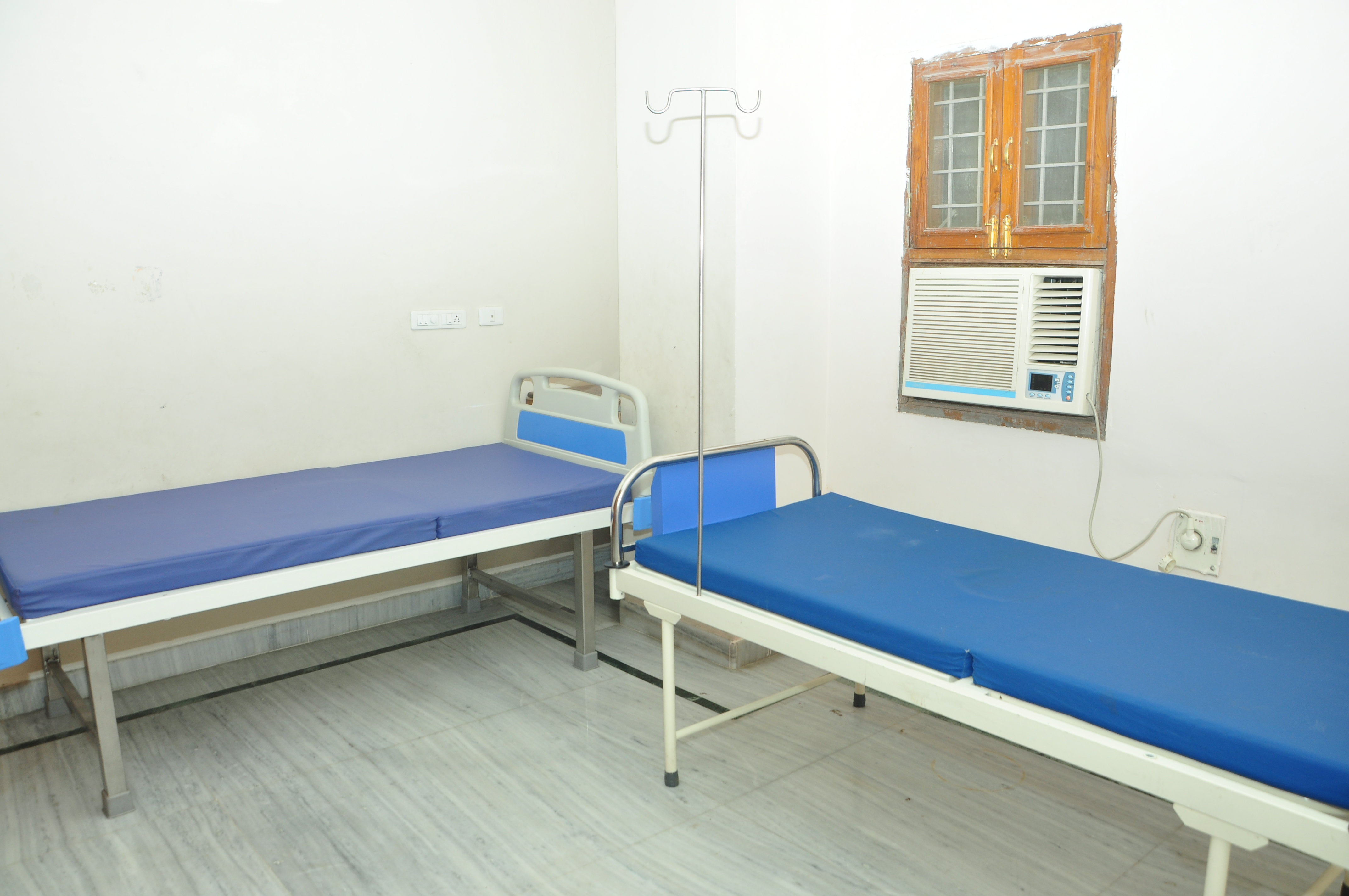Bed allocation for patient