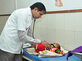 pediatrician specialist doctor