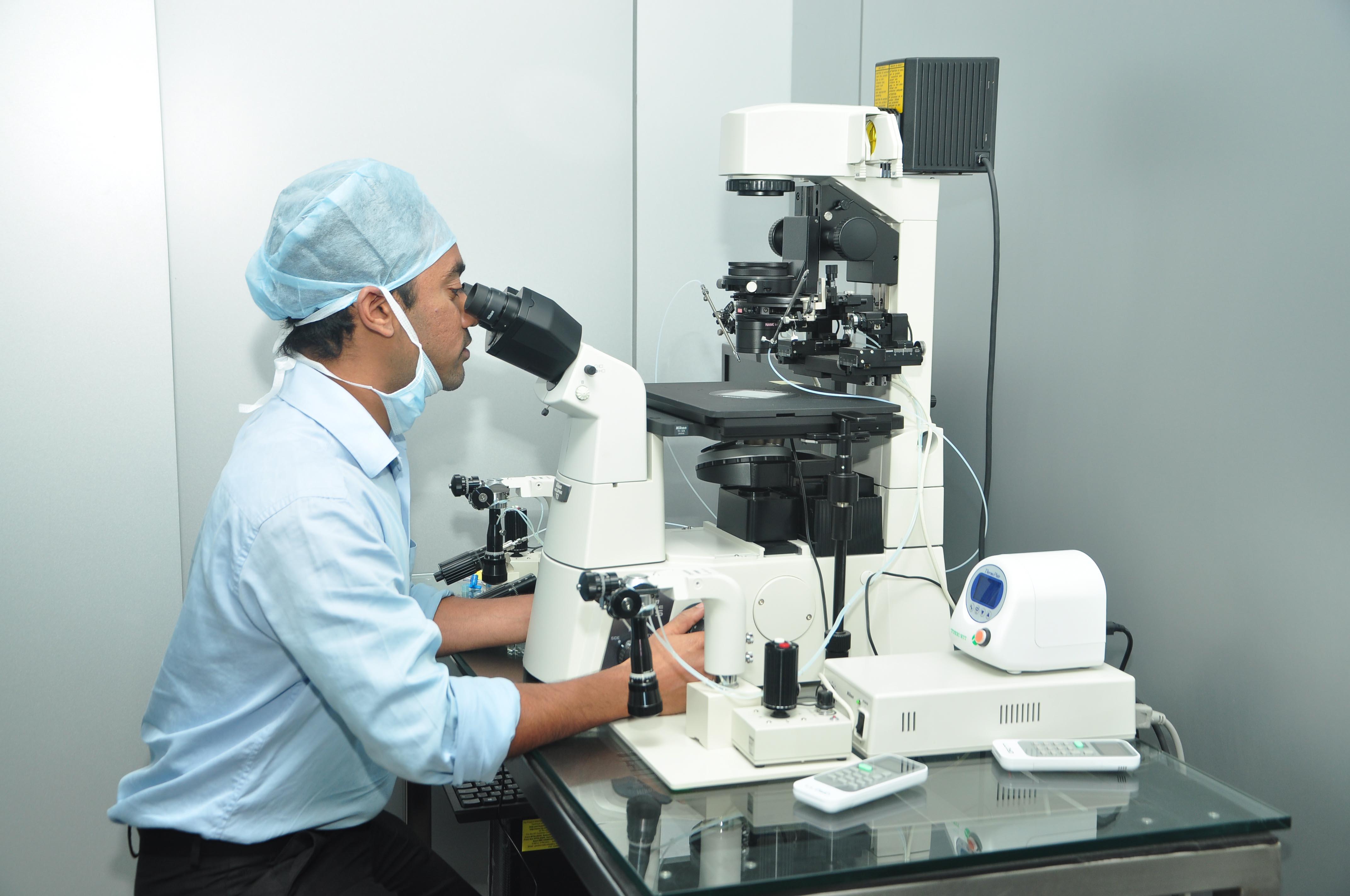 Landoscopy treatment
